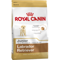 Royal Canin для щенка лабрадора