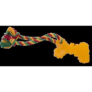 Игрушка DogLike для собаки ключ с канатом