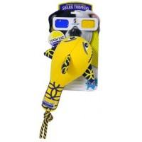 """Игрушка для собак R2P High-Viz  """"Акула"""", 24 см"""