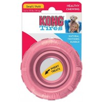 "Игрушка KONG Puppy  ""Шина"" малая диаметр 9 см"