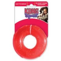 Игрушка для собак Kong  Сквиз Кольцо, d 16 см