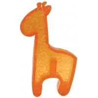 Игрушка KONG для собак Squeezz ZOO Жираф большой 22 х 14 см