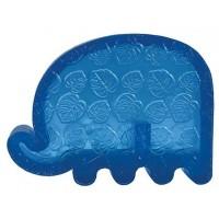 Игрушка KONG для собак Squeezz ZOO Слон большой 17 х 14 см