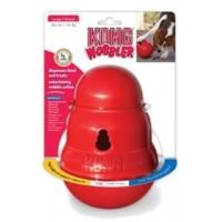 Игрушка для средних собак Kong Wobbler