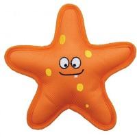 Игрушка для собак Kong Belly Flops Морская звезда 23 см