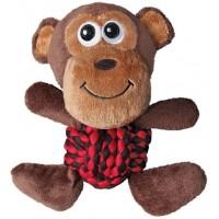 Игрушка для собак Kong  Weave Knots Обезьянка средняя 22 х 20 см