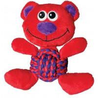 Игрушка для собак Kong  Weave Knots Мишка средний 22 х 20 см