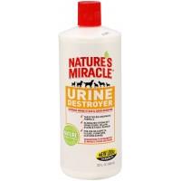 Уничтожитель пятен, запахов и осадка от мочи собак Nature's Miracle Urine Destroyer 945 мл