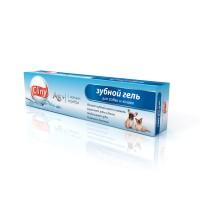 Зубной гель Cliny для собак и кошек