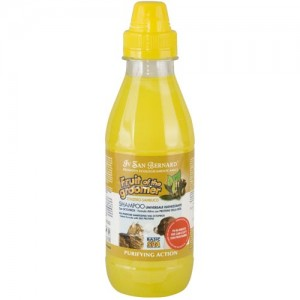 ISB Fruit of the Grommer Ginger&Elderbery Шампунь для любого типа шерсти против раздражений и перхоти