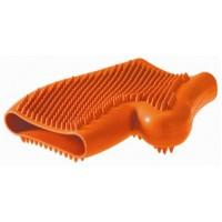 Резиновая перчатка Hunter Smart  для вычесывания шерсти