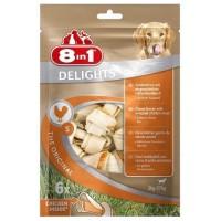 Косточка 8in1 DELIGHTS S для мелких и средних собак 6шт