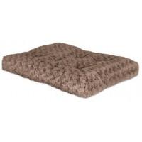 Midwest Ombre лежанка плюшевая для кошек и собак 102х69 см, мокко Series