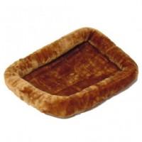 Лежанка MidWest Pet Bed 61*46см коричневая