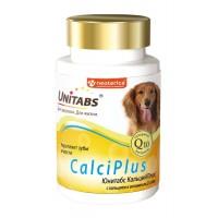 Мульти-комплекс Unitabs CalciPlus для зубов и костей собаки, 100 табл