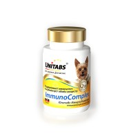 Мульти-комплекс Unitabs для мелких собак, 100 табл