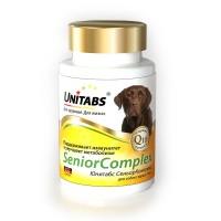 Мульти-комплекс Unitabs для собак старше 7 лет, 100 табл