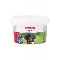 Витамины Beaphar Тop 10  с L-карнитином для собак