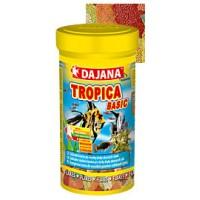 Корм Dajana Tropica для рыбок, хлопья, 10л