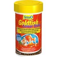 Корм Tetra Goldfish Colour Sticks в палочках для улучшения окраса золотых рыбок, 100 мл
