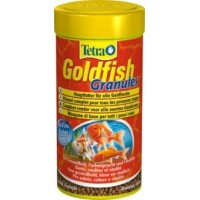 Корм Tetra Goldfish Granules для золотых рыб, в гранулах, 250 мл
