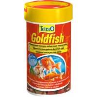 Корм Tetra Goldfish для всех видов  золотых рыбок, в хлопьях, 100мл