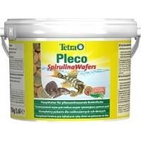 Корм Tetra Pleco Spirulina Wafers для сомов, крупные чипсы, 3,6л
