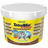 Корм Tetramin Granules корм для всех видов рыб в гранулах, 10л