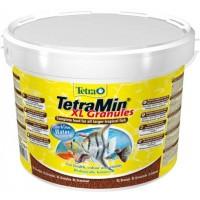 Корм Tetramin XL Granules корм для всех видов рыб, крупные гранулы, 10л