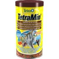 Корм Tetramin для всех видов рыб, хлопья, 1 л