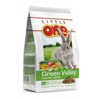 Корм  для кроликов Little One Зеленая долина, 750г