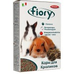 Корм для кроликов Fiory Pellettato, гранулированный, 850г