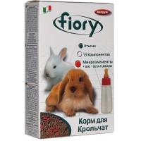 Корм для крольчат Fiory Puppypellet, гранулированный, 850г