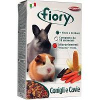 Корм для морских свинок и кроликов Fiory Conigli e cavie, 850г