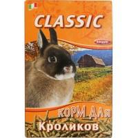 Корм для кроликов Fiory Classic, гранулированный, 680г