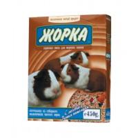 Корм для морских свинок ЖОРКА, 450 г