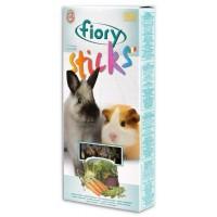 Палочки для кроликов и морских свинок Fiory Sticks с овощами 2шт